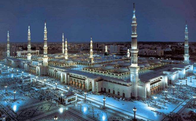 Masjid Terkenal di Seluruh Dunia 2