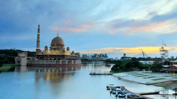 Masjid Agung di Kuala Lumpur (2)