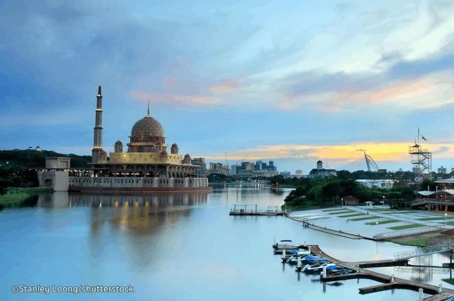 Masjid Agung di Kuala Lumpur (2) 2