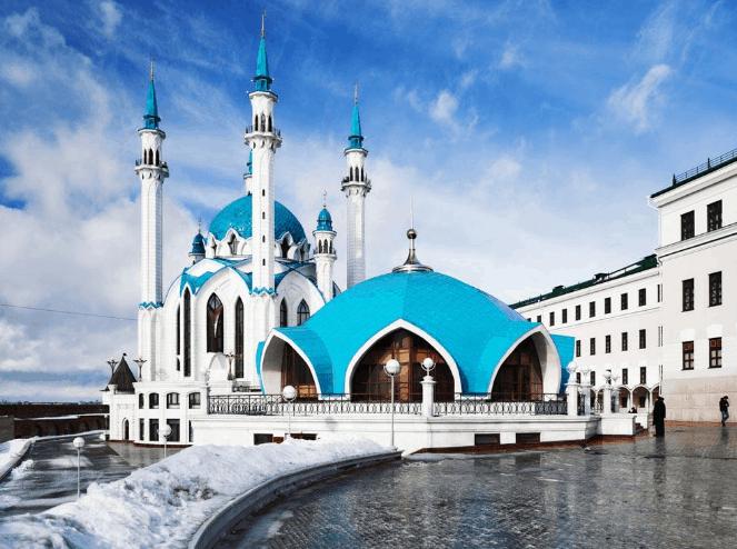 Masjid Terkenal di Seluruh Dunia 4