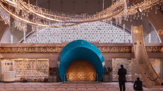Lima Interior Masjid Kontemporer dari Seluruh Dunia