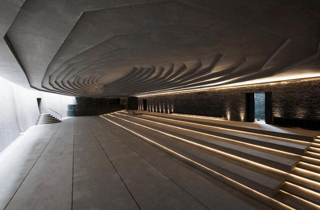 Lima Interior Masjid Kontemporer dari Seluruh Dunia 4
