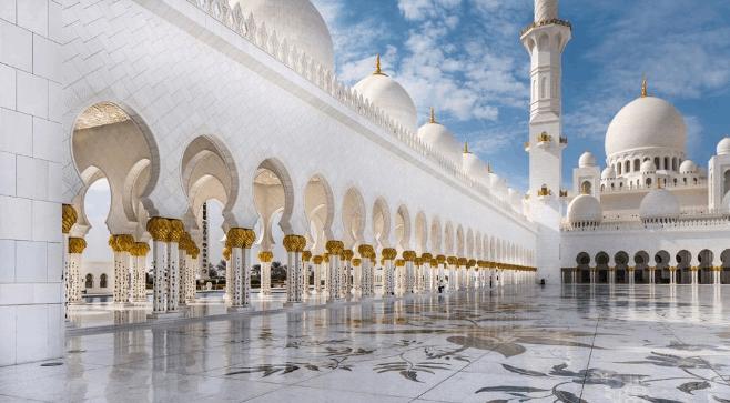 Masjid Terkenal di Seluruh Dunia 3