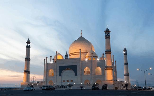 Masjid Terkenal di Seluruh Dunia 8