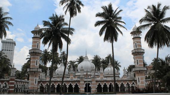 Masjid Sultan Abdul Samad Jamek