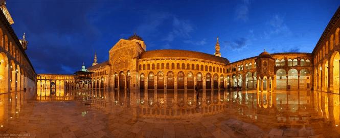 Masjid Terkenal di Seluruh Dunia 5
