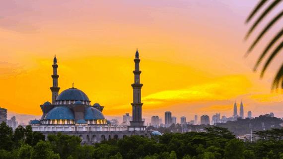Masjid Agung di Kuala Lumpur (1)