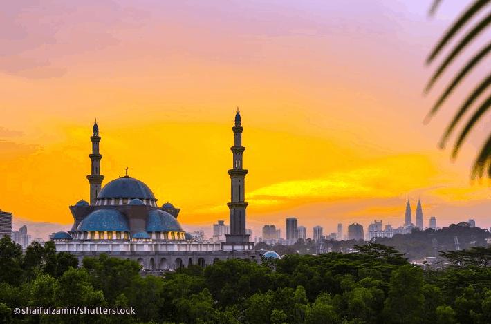 Masjid Agung di Kuala Lumpur (1) 2