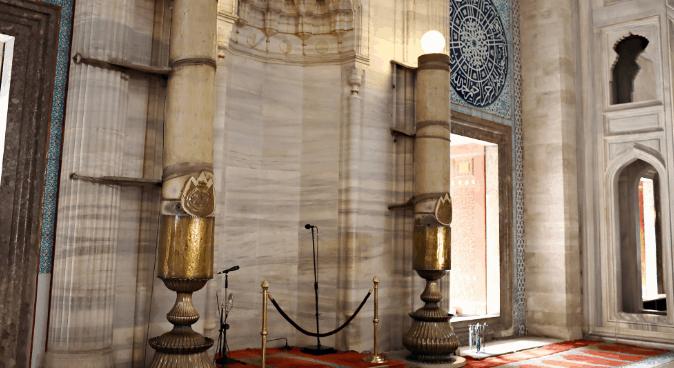 Bagian-bagian dalam Sebuah Masjid 5