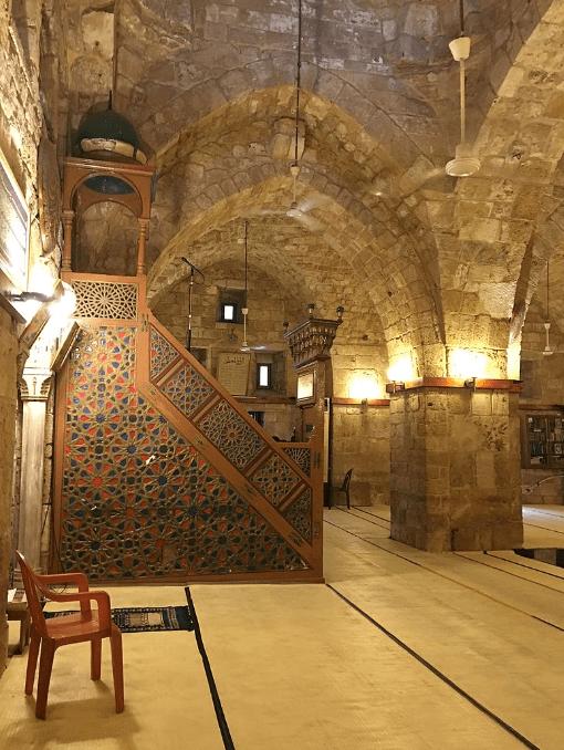 Masjid Taynal di Lebanon 5
