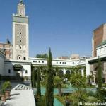 Masjid Agung Paris ( La grande mosquée de Paris )