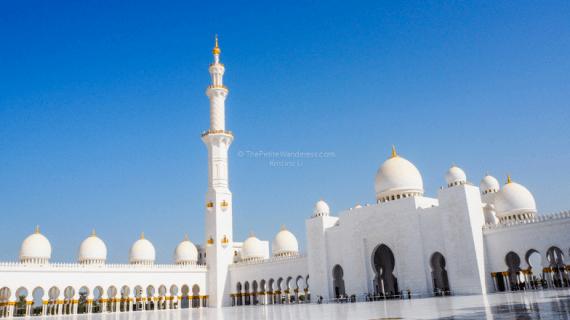 Masjid Besar Sheikh Zayed