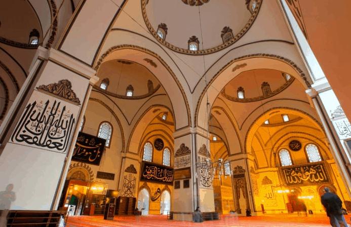 Masjid Agung di Bursa 4