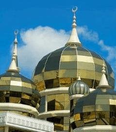 Mengenal Arsitektur Masjid 5