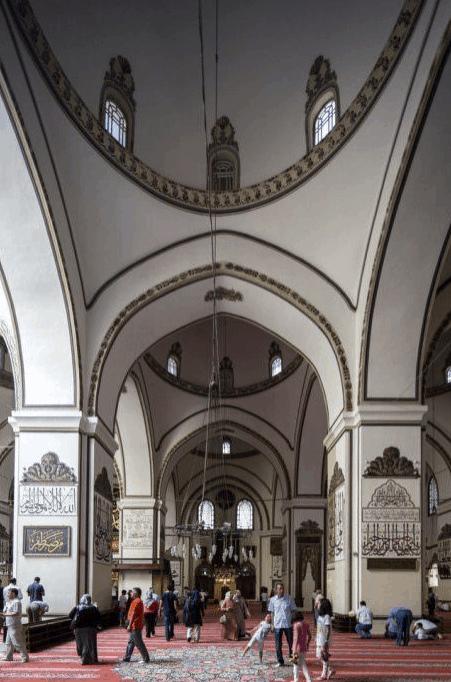Masjid Agung di Bursa 3