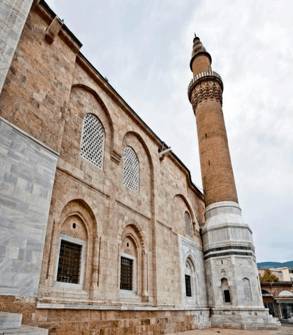 Masjid Agung di Bursa 2