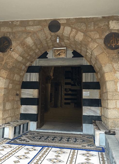 Masjid Taynal di Lebanon 2