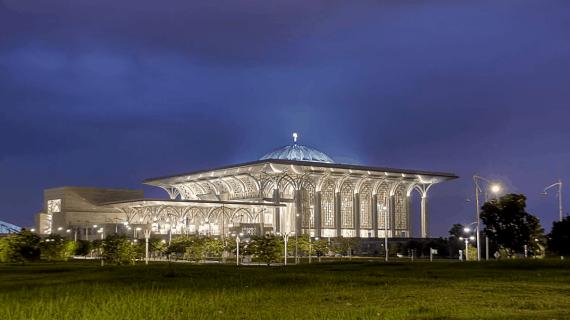 Masjid Tuanku Mizan Zainal Abidin Putrajaya