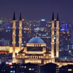 Masjid Kocatepe Terbesar Di Ankara