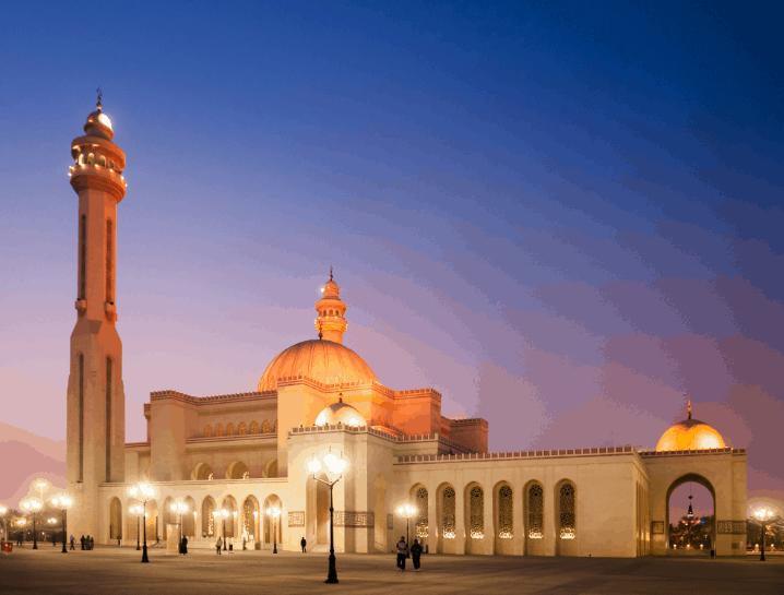 Masjid Tertinggi Di Dunia 4