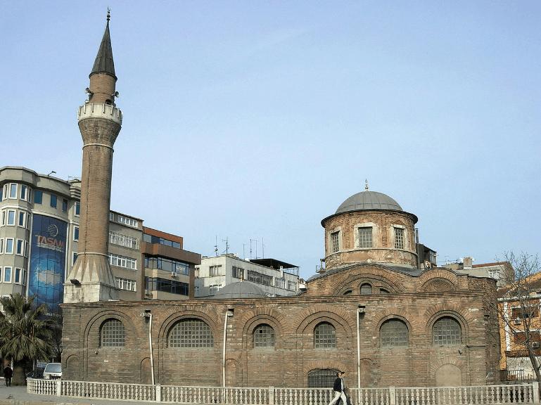 Masjid Fenari Isa 1