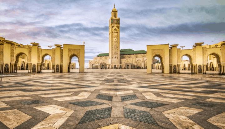 Masjid Tertinggi Di Dunia 1