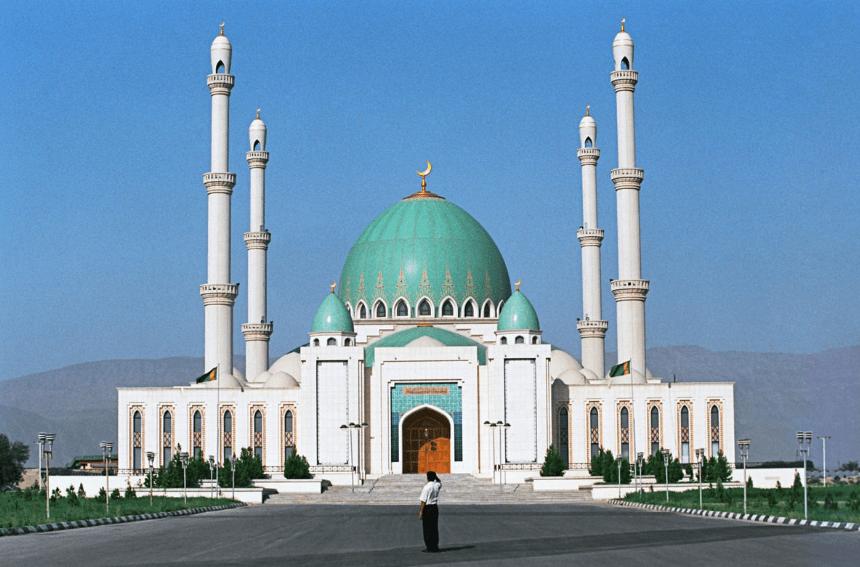 Masjid Saparmurat Hajji 1