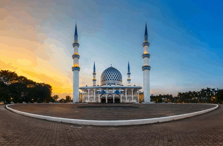 Masjid Tertinggi Di Dunia 2