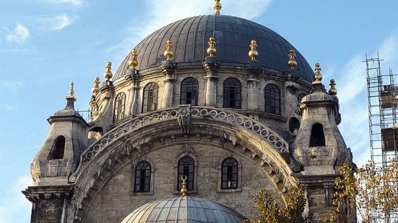Kemegahan Masjid Nusretiye