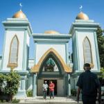 Masjid Kecil Terbesar di Honduras