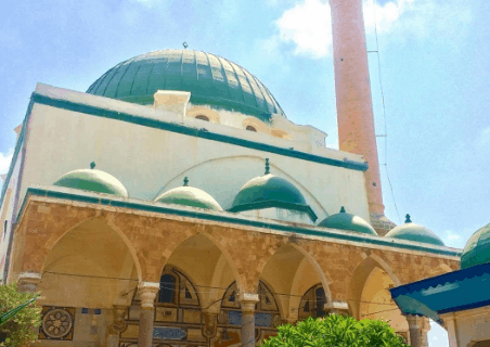 Masjid El-Jazzar