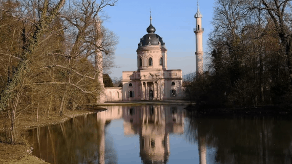 Masjid Schwetzingen Palace Gardens