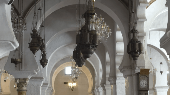 Arsitektur Masjid Agung Tlemcen
