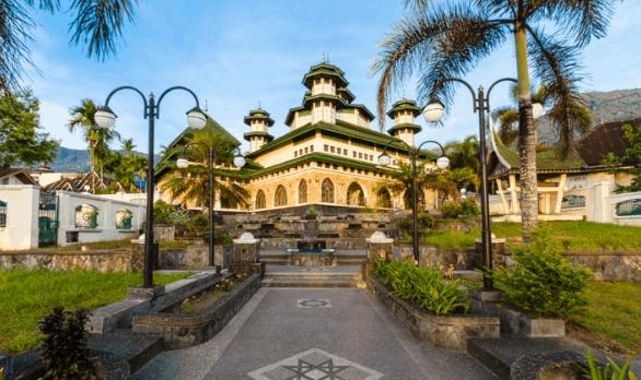 Masjid Paling Indah Di Indonesia 14