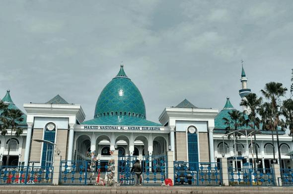 Masjid Paling Indah Di Indonesia 15