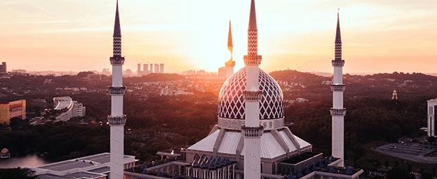 Tur Keliling Masjid-Masjid Terbaik di Dunia 3