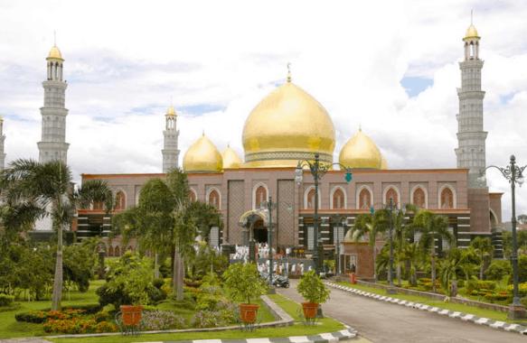 Masjid Paling Indah Di Indonesia 13