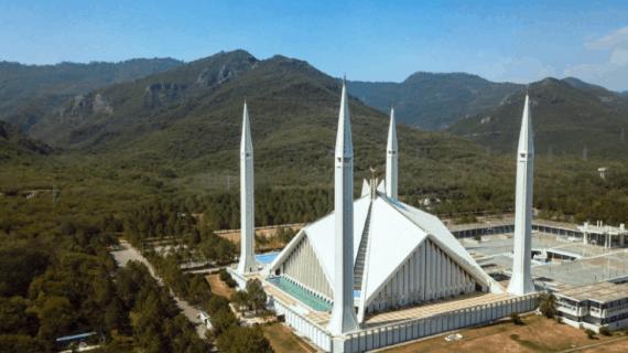 5 Masjid Terbesar di Dunia