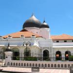 Masjid Kapitan Keling di Penang