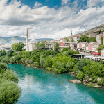 Masjid Koski Mehmed Pasha di Mostar