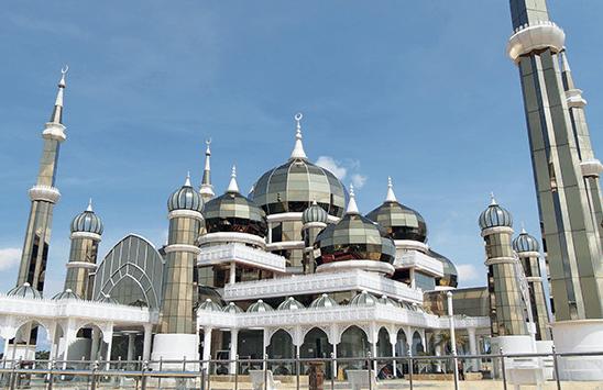 Masjid Kristal Kuala Terengganu 1