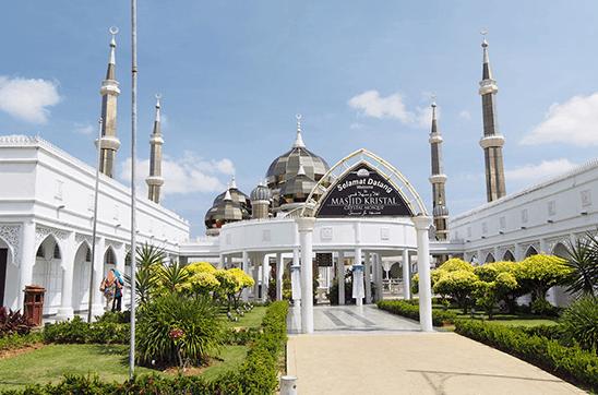 Masjid Kristal Kuala Terengganu 3