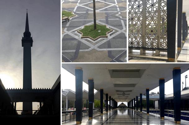 3 Masjid Indah di Malaysia 42