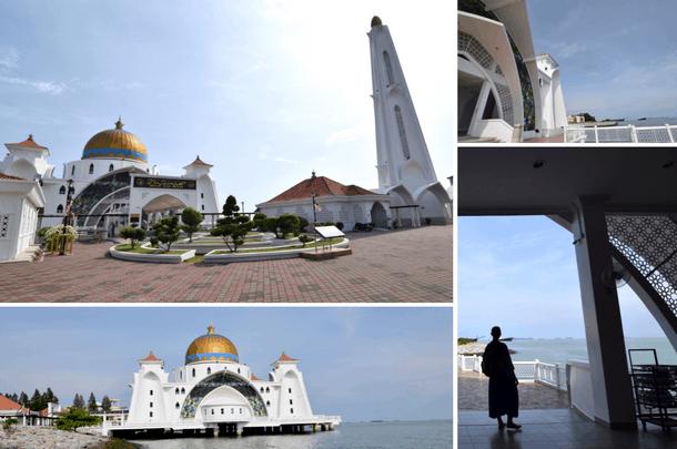 3 Masjid Indah di Malaysia 41
