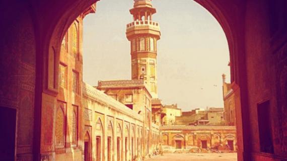 Masjid Wazir Khan di Lahore