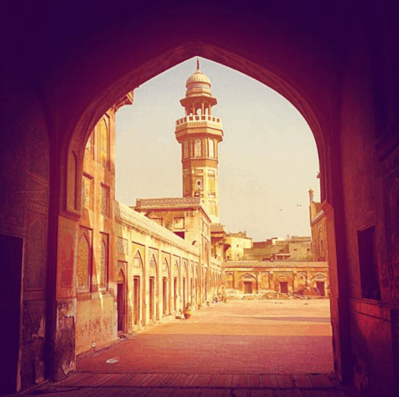 Masjid Wazir Khan di Lahore 19