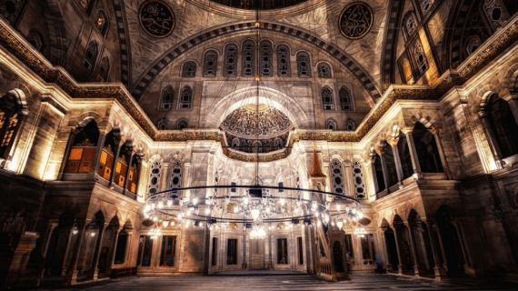 Sejarah Masjid Biru Istanbul