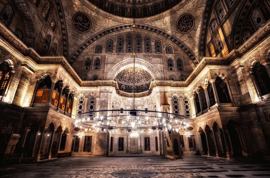Sejarah Masjid Biru Istanbul 22
