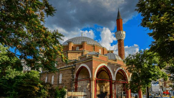 Masjid Banya Bashi di Sofia