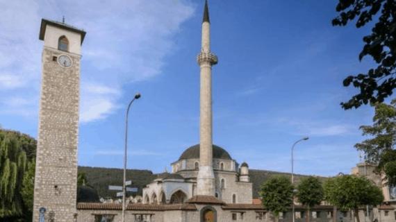 Masjid Husein-paša di Montenegro
